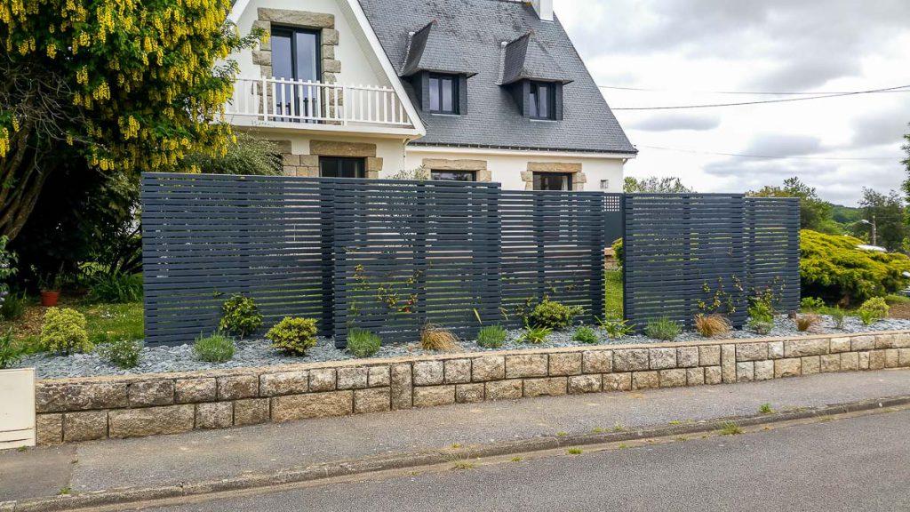 Bouix Paysage, Paysagiste, Paysagiste Breton, Paysagiste Morbihan, Jardin de ville, Pontivy